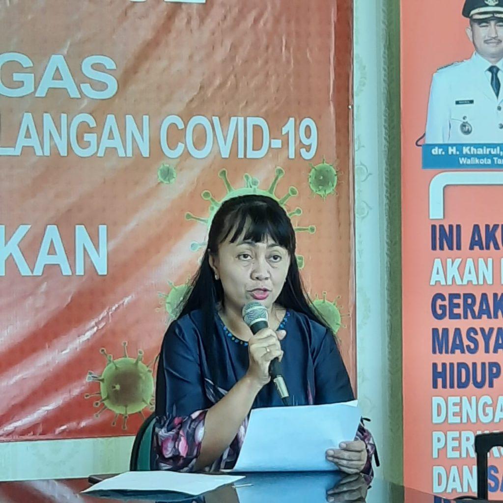 dr. Devi Ika Indriarti, M. Kes melalui press release via aplikasi zoom