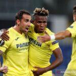 Villarreal memborong tiga gol dalam 10 menit terakhir pertandingan putaran kedua Grup I Liga Europa