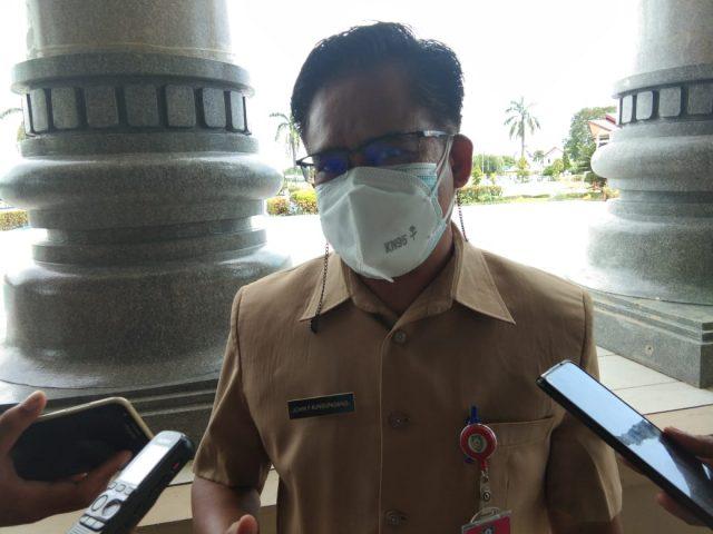 Kepala Dinas Kesehatan (Dinkes) Malinau