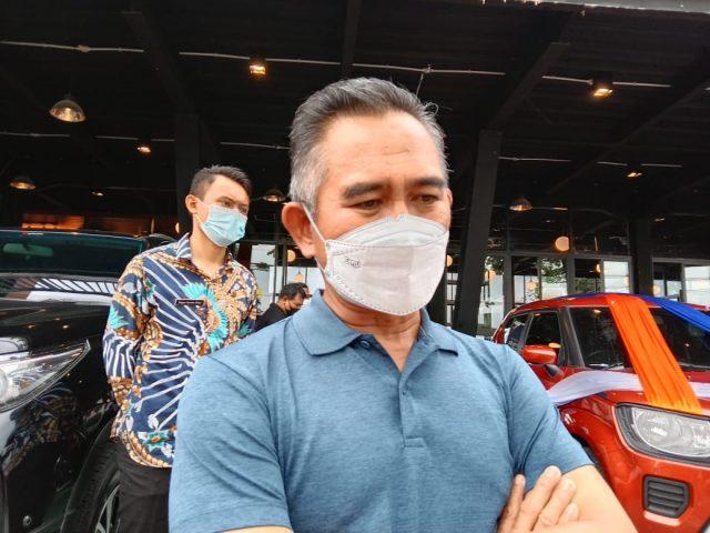 walikota tarakan dr. Khairul