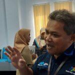 Kepala BPS Tarakan, Imam Subarmaji.