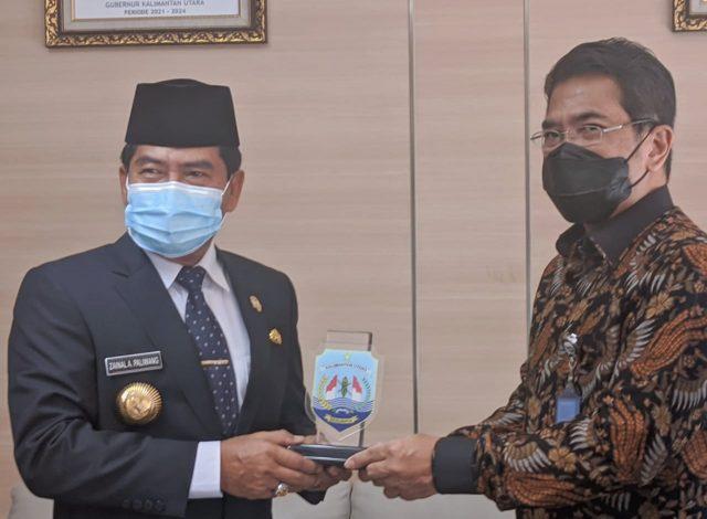 Gubernur Kaltara, Drs. H. Zainal Arifin Paliwang, SH.,M.Hum