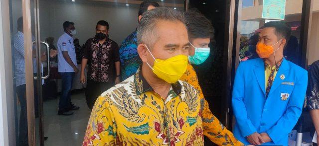 Walikota Tarakan, dr. H. Khairul, M.Kes