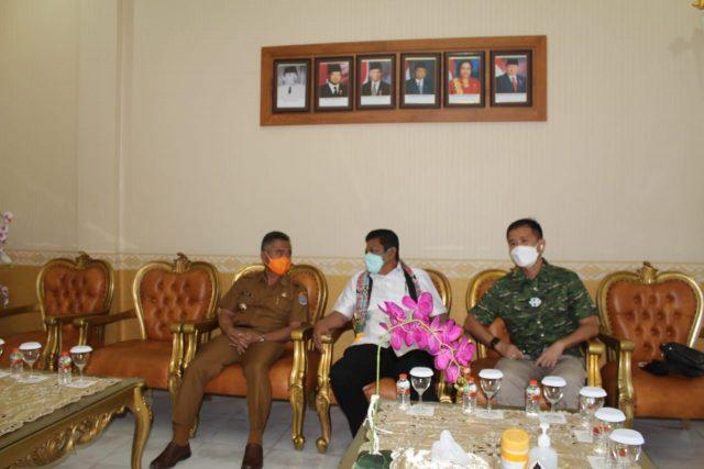 Wali Kota Tarakan dr. Khairul