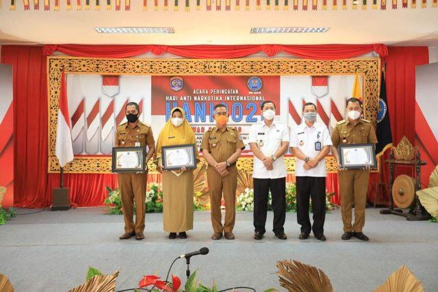Wali Kota Tarakan dr. Khairul, M.Kes
