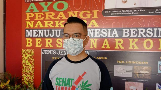 Kepala Bidang Pencegahan dan Pengendalian Penyakit (P2P) Dinkes Kaltara