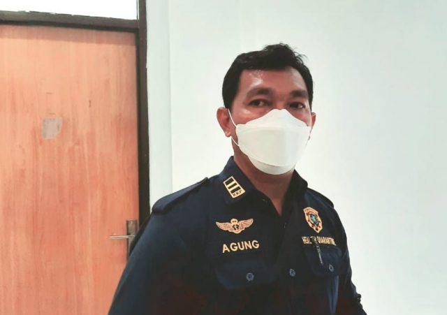 Koordinator Wilker Pelabuhan KKP Tarakan, Agung Setiawan