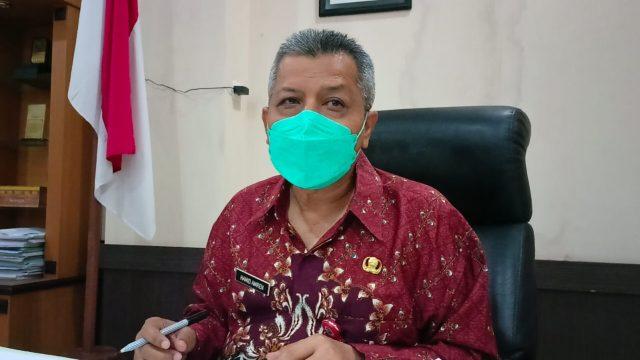 Hamid Amren Sekretaris asn