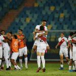 Peru menang adu penalti