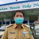 Wakil Bupati Nunukan, H. Hanafiah.