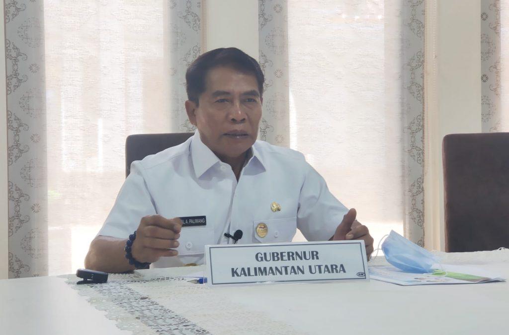 Gubernur Kaltara, Drs H. Zainal Arifin Paliwang, SH