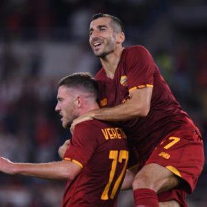 Pemain AS Roma Jordan Veretout