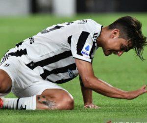 pemain Juventus Paulo Dybala
