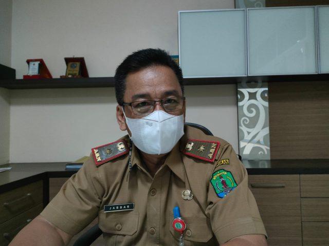Kepala Dinsos Kabupaten Nunukan, Ir. Jabbar.