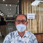 Plt. Direktur Utama RSUD Tarakan, dr. Franky Sientoro.