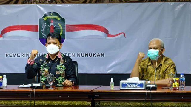 Wakil Bupati Nunukan, H. Hanafiah