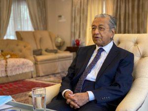 Mantan Perdana Menteri Malaysia