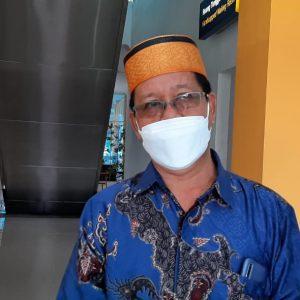 Pj Ketua BPW KKSS Kaltara AR Rasyid.