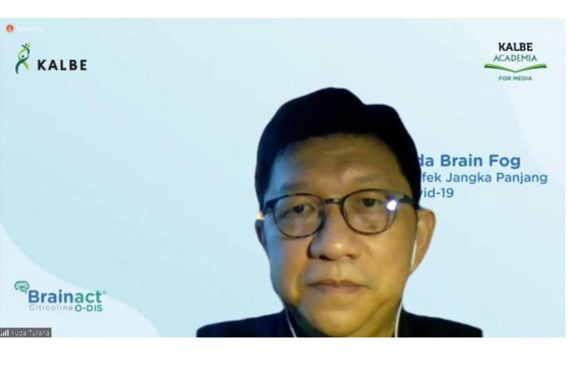 Dokter Spesialis Syaraf Dr. dr. Yuda Turana, Sp.S.