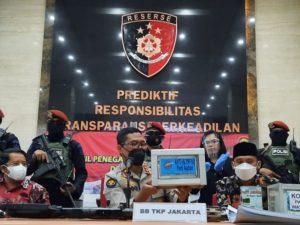 Kepala Divisi Humas Polri Irjen Pol Argo Yuwono