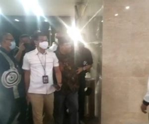 Yahya Waloni tiba di Bareskrim Polri, Jakarta