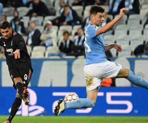 Penyerang Juventus Alvaro Morata
