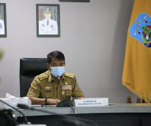 Gubernur Kaltara, Drs. H. Zainal Arifin Paliwang SH, M.Hum