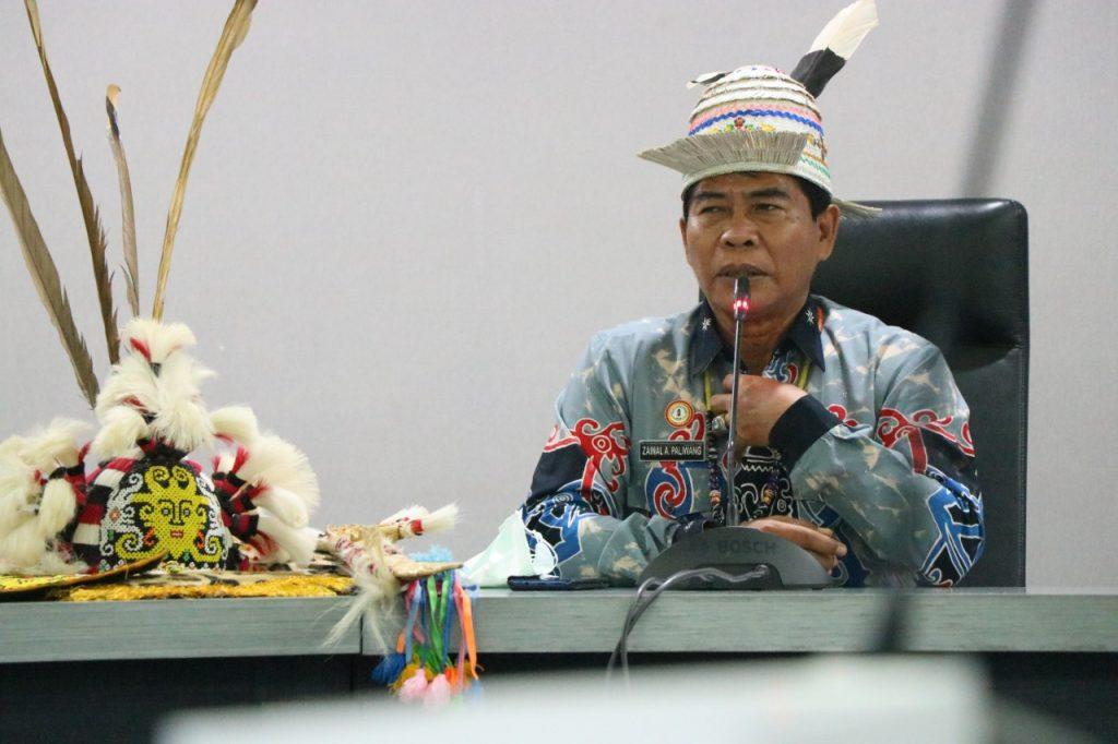 Gubernur Kaltara, Zainal Arifin Paliwang