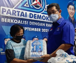 Ketua DPD Partai Demokrat Kaltara Yansen TP