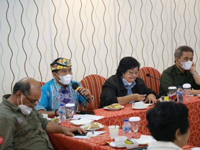 Gubernur Kalimantan Utara, Drs. H. Zainal Arifin Paliwang SH, M.Hum