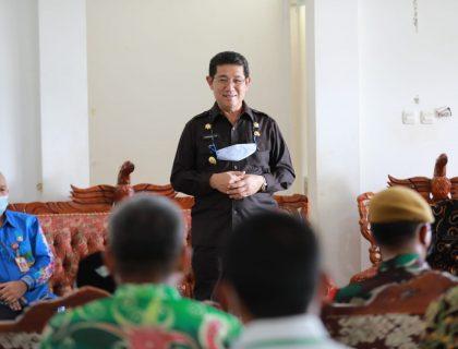 Wakil Gubernur Kaltara, Dr. Yansen TP M.Si