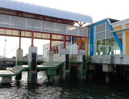 Pelabuhan Tengkayu I Tarakan
