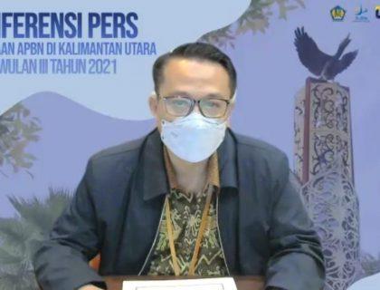 Kepala KPKNL Tarakan Doni Prabudi
